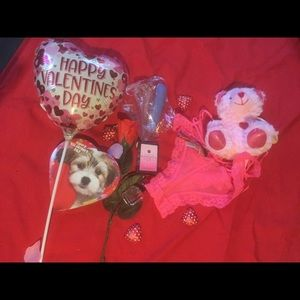 Valentine already wrapped